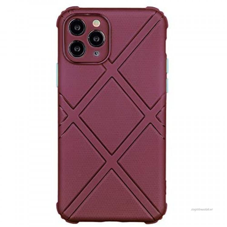 TPU Phone Case for iPhone 11 Pro (5.8inch) (Brown)