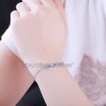 HJPAM 925 sterling silver bracelet natural sky blue topaz adjustable bracelet tennis bracelet ladies high jewelry
