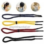 Queenbox Adjustable Eyeglasses Strap Polyester Unisex Universal Floating 32.7cm Sunglasses String Safety Glasses Holder Spectacles Cord Retainer Lanyard